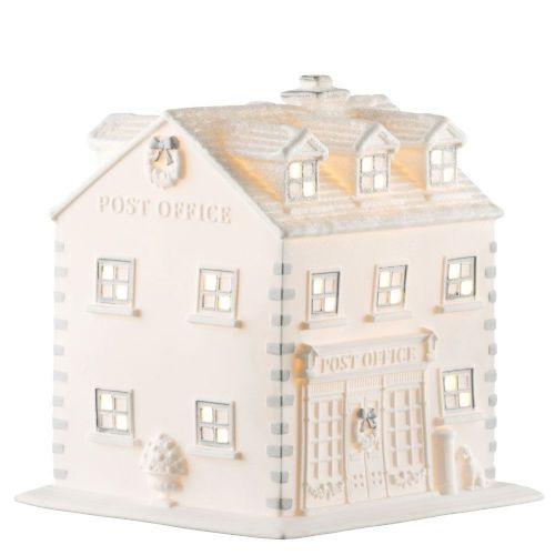 Belleek Living Post Office Lamp
